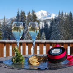 Labellbox Ski caviar à Crest-Voland Cohennoz - © Labellemontagne