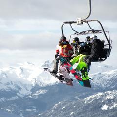 COVID-19 - Atípica temporada de esquí 20/21 - ©Pamela Saunders