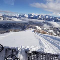 pré-ouverture du domaine skiable de Puy Saint Vincent - © Domaine skiable de Puy Saint Vincent
