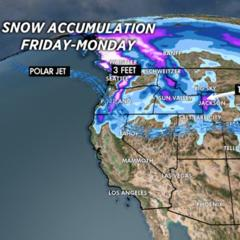 1.2 Snow Before You Go: 2020 Powder for the West - ©Meteorologist Chris Tomer