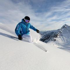 Oberstdorf GER skier