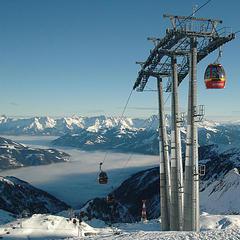 Schneebericht: Gletscherskigebiete hoffen auf frischen Schnee zum Saisonstart - ©Andrea Reck
