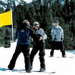 Snow Summit board lessons - © Peter Morning/MMSA