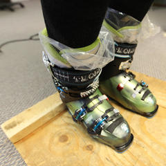 Ski boot 101: How ski boots should fit