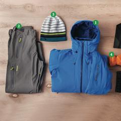 2013 Men's Ski & Snowboard Outfit #1 - ©Julia Vandenoever