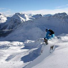 Freerider - © Graubünden Ferien