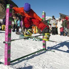Las estaciones de Aramón celebran el World Snowboard Day - ©Aramón