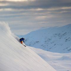 Návod na fotenie lyžovania, časť 2: Kompozícia - ©Sverre Hjørnevik