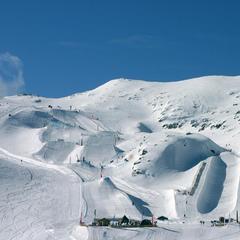 I top 5 ghiacciai in cui sciare in Europa - ©Les Deux Alpes