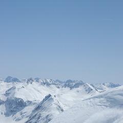 Steep skiing at Silverton Mountain. - ©Silverton Mountain