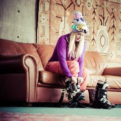 Buty muszą pasować jak ulał - © Liam Doran