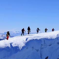 Ski de randonnée en Bosnie - ©© Eric BEALLET