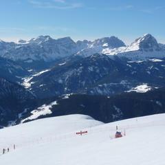 Pätica najlepších lyžiarskych stredísk pre začiatočníkov - ©Radim Polcer