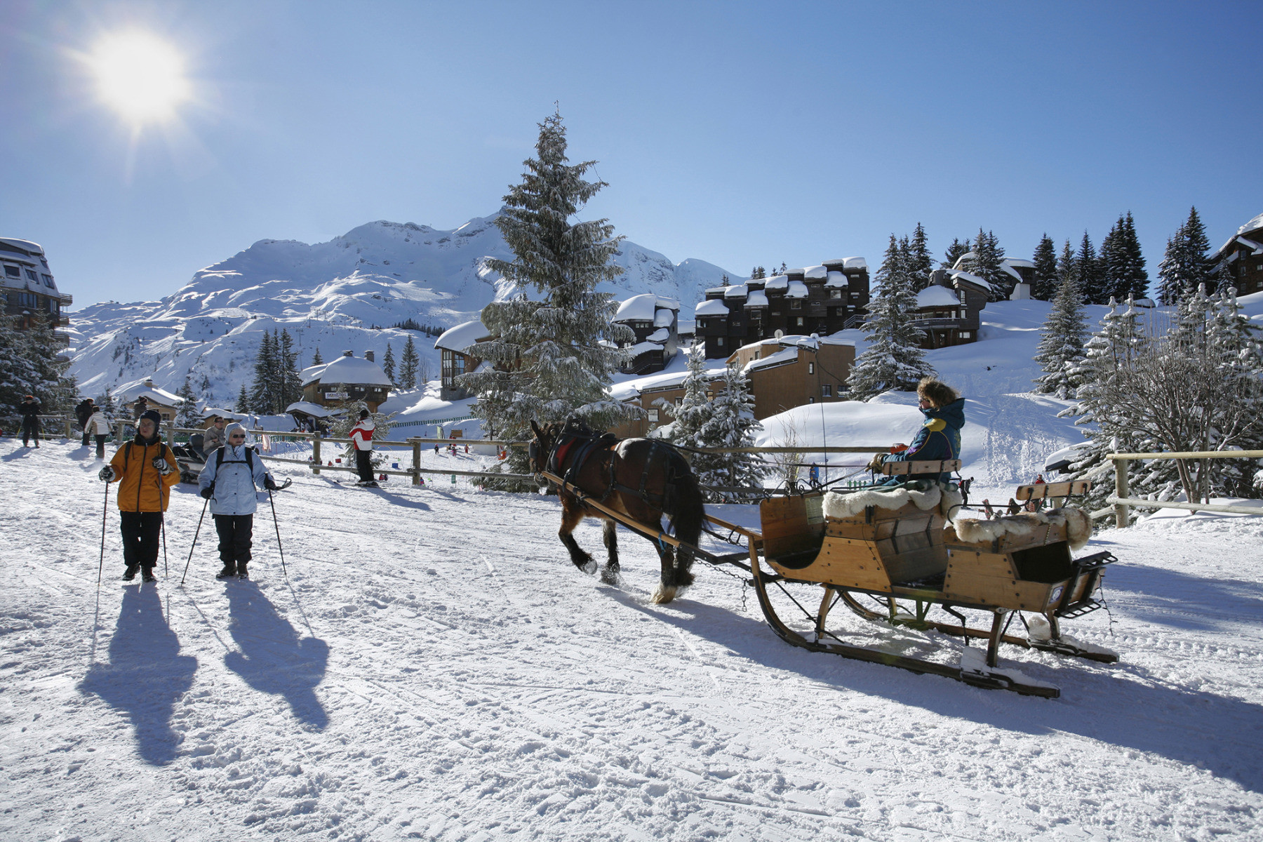 Avoriaz Webcams | Live Weather & Snow Conditions