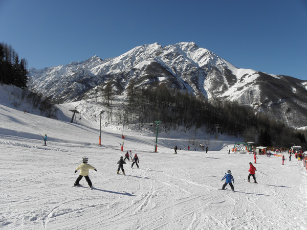 Entracque skiarea, Cuneoundefined