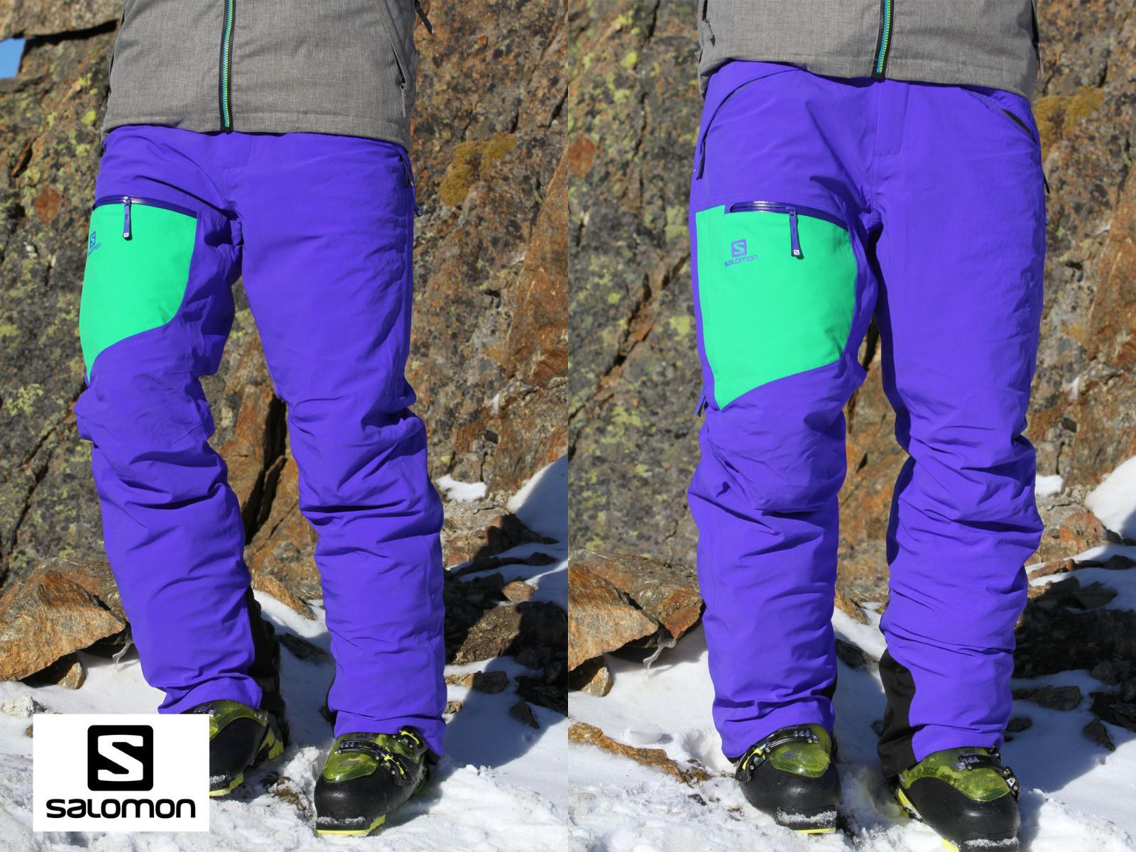 0288aac24 Devätoro lyžiarskych nohavíc v teste OnTheSnow