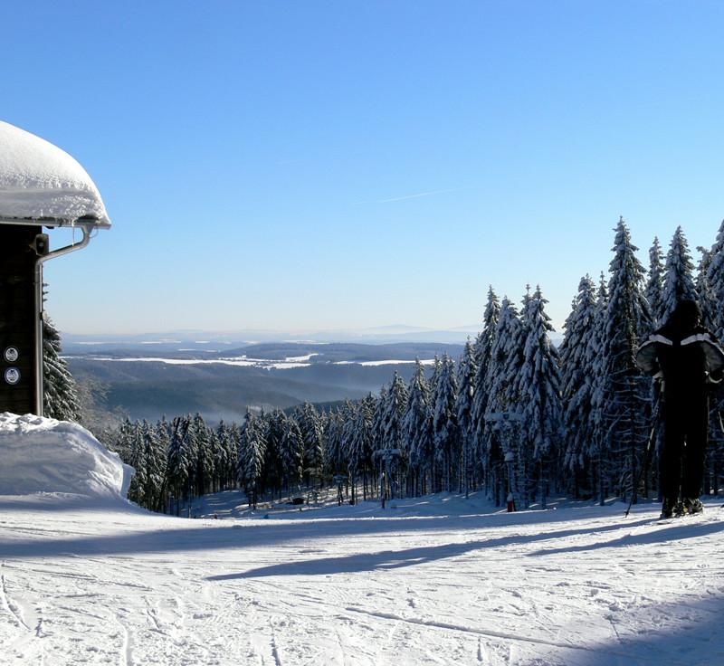 SkiArena Silbersattel in Steinach