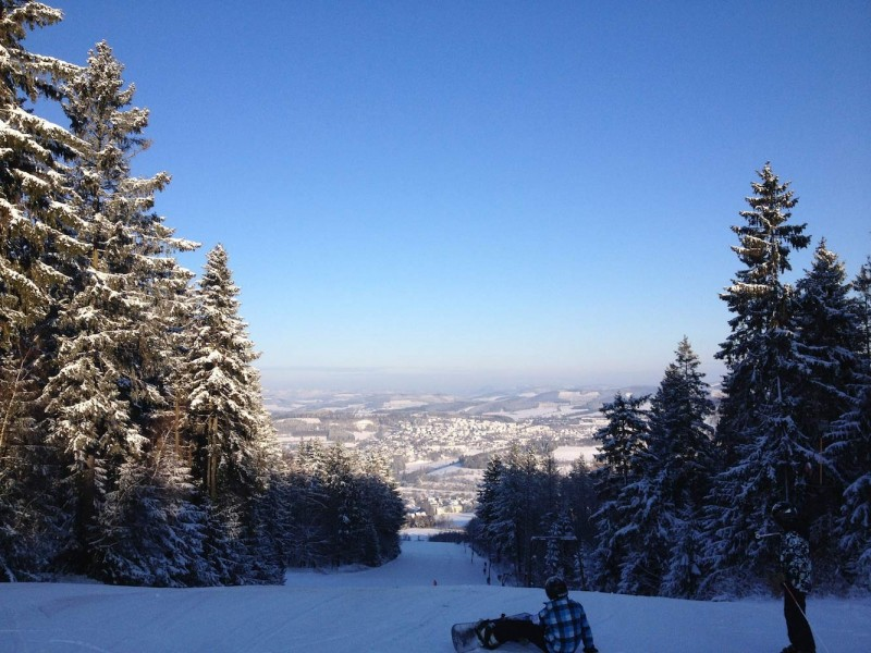 Skigebiet Schmallenberger Höhe