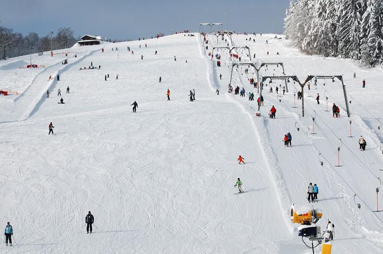Sankt Englmar Schneebericht Aktuelle Schneehohen Und Schneefall