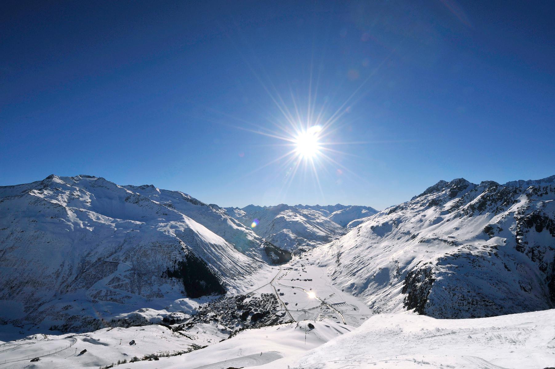 Andermatt Gotthard Oberalp Arena
