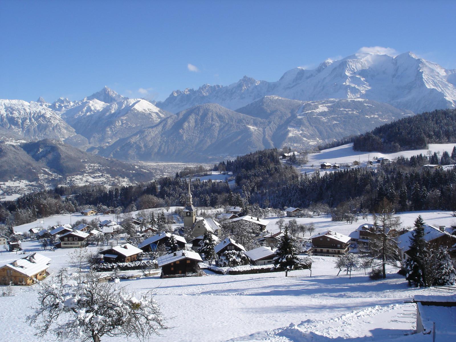 CORDON, un petit village au cœur du Pays du Mont-Blancundefined