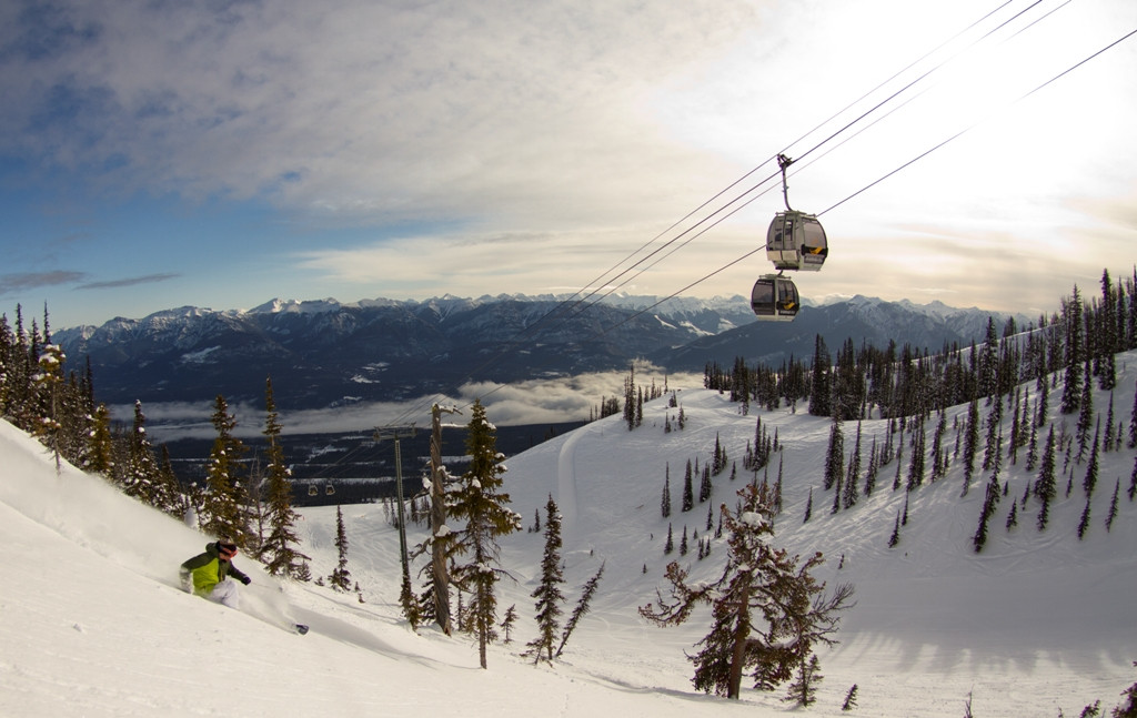 Kicking Horse Mountain Resortundefined